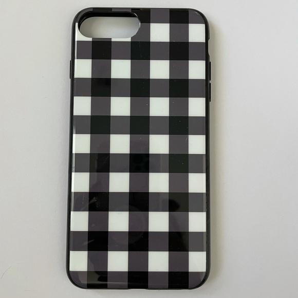Casely Buffalo Plaid iPhone 7/8 Plus Phone Case